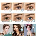 Внешний вид - Natural Plain Soft Glass Contact Lens Women Party Eye Beauty Makeup Eyewear Tool
