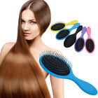 Women Detangle Hair Brush Salon Hairstyles Comb Wet Dry Scalp Massage Brushes