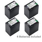 NP-FV100 Battery or AC Charger for Sony HDR-CX410 CX430 CX455 CX510 CX540 CX550