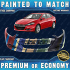 NEW Painted To Match Front Bumper Replacement for 2013 2014 2015 2016 Dodge Dart $280.99 USD on eBay