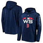 2018 Boston Red Sox Majestic MLB World Series Authentic Collection Streak Hoodie on Ebay