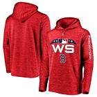 2018 Boston Red Sox Majestic MLB World Series Authentic Collection Streak Hoodie