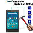 1/2X Tempered Glass Screen Protector For Amazon Kindle Fire HD 8 2016 2017 2018