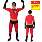 Mr Incredible 2nd Skin Adult with Mask