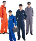 Magic Mens Boilersuit Coverall Overall Workwear Tuff Work Royal Pant Jumpsuit