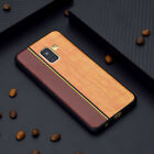 Black TPU Soft Silicone Back Case Cover For Samsung J4 J6 A6 A8 2018 huawei P20