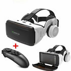Original VR Virtual Reality 3D With Remote For Smartphone Glasses Box Stereo IOS