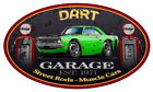 1970 1971 Dodge Dart Swinger Garage Sign Wall Art Graphic Sticker $39.0 USD on eBay