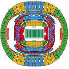 New Orleans SAINTS vs. Atlanta FALCONS - 2 Tickets - 11/22/2018 on eBay
