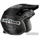 HEBO CASCO HELMET ZONE 4 CARBON TRIAL JET SCOOTER