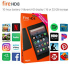 🔥 NEW Amazon Kindle Fire HD 8 8th gen tablet 2018 Alexa 16 GB Latest Version 🔥