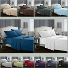 Egyptian Comfort 1800 Count 4 Piece Deep Pocket Bed Sheet Set King Size image