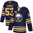 53 Jeff Skinner Jersey Buffalo Sabres Home Adidas Authentic