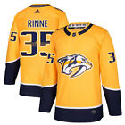 35 Pekka Rinne Jersey Nashville Predators Home Adidas Authentic