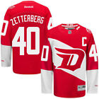 Zetterberg Red Wings Reebok Premier 2016 Stadium Series Official NHL Jersey