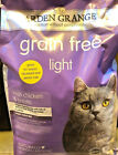 ARDEN GRANGE LIGHT : 400g or 4kg Grain Free Hypoallergenic Feed bp Dry Cat Food