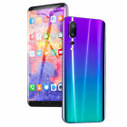 """6,1"""" Touch Android 8.1 64GB Quad Octa Core Dual SIM 4G RAM Mobile Smartphone UK"""