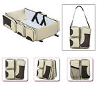 Baby 3 in 1 Portable Bassinet Cot Mummy Travel Bag Diaper Bag and Change Station
