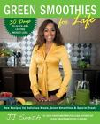 Green Smoothies for Life by J. J. Smith (2016, Paperback) LIKE NEW