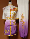 Embroidery Changquan Tai Chi Martial arts Suit Kung fu Wing Chun Uniform Clothes