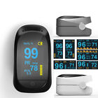 Внешний вид - Finger Pulse Oximeter OLED SPO2 PR PI ODI Sleep Monitor 8 Hours Health Care