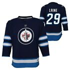 Patrik LAINE Winnipeg JETS Fanatics Officially Licensed YOUTH NHL Jersey sz L XL