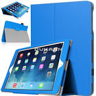 Flip Magnetic Leather Stand Case For Apple iPad 9.7