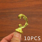 10pcs Antique Vintage Style Wall Mounted Hooks Coat Hook Wall Hanging