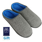Kyпить Men's Slippers Memory Foam Slippers Cozy Anti-Slip House Shoes with TPR Sole на еВаy.соm