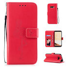 Leather Card Wallet Magnetic Flip Slim Case Cover For iPhone XS/X /5 6S/7/8 Plus