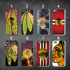 Chicago Blackhawks iphone 7 case 8 case 6 case 4 5 6s cover 6plus 7plus 8plus $23.99 USD on eBay
