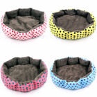 Pet Dog Cat Kennel House Removable Washable Warm Mat Bed Puppy Cushion Blanket