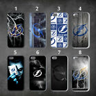 Tampa Bay Lightning iphone 7 case 8 case 6 case 4 5 6s cover 6plus 7plus 8plus $22.99 USD on eBay