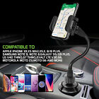 Flexible Gooseneck Heavy Duty Cup Holder Car Mount for iPhone XS Max XR Note 9