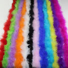 Внешний вид - 2M Fluffy Feather Boa Strip Clothing Accessories Party Craft Costume Props Decor