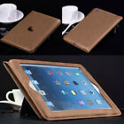 For iPad 5th Gen 2017 6th Gen 2018 Cover Luxury Smart Leather Stand Case Cover фото