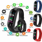Внешний вид - Smart Band Watch Bracelet Wristband Fitness Tracker Blood Pressure HeartRate M3X
