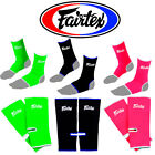 FAIRTEX MUAY THAI ANKLE SUPPORTS KICKBOXING MMA UFC BOXING GUARD FREE SHIPPING