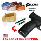 Hyve plus 3 Magazine Extension Base Pad for the CZ P-10c Compact Mag +3Pistol - 73944