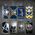 Buffalo Sabres iphone 7 wallet case 6 6+ 5 5c 7plus 8 X XR XS MAX case $17.99 USD on eBay
