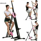 Maxi Climber Vertical Stepper Exercise Fitness with Monitor & Manual Sealed US -