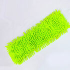 4pcs Floor Cleaner Flat Mop Head Sweeper Tile Wet Dry Replacement Cleaning Pads