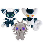 Pokemon Espurr and Meowstic Male-Female Soft Stuffed Plush Doll Gift