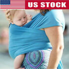 Kyпить Baby Sling Stretchy Adjustable Wrap Carrier Newborn Infant Breastfeeding Cover на еВаy.соm