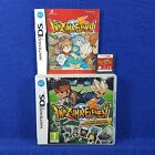 ds INAZUMA ELEVEN Football Game PAL English REGION FREE