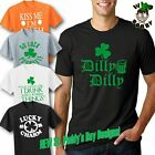 St. Patrick's Day Funny T-Shirt Designs Graphic Paddys Holiday Humor Patties Tee