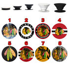 Chicago Blackhawks Multi Function Ring type phone holder grip stand universal $11.99 USD on eBay