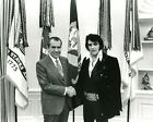 Richard Nixon Elvis Presley Oval Office 8 x 10 11 x 14 Photo Picture Photograph