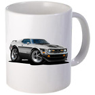 1971 Ford Boss 351 Mustang Coffee Mug 11oz 15 oz Ceramic NEW image