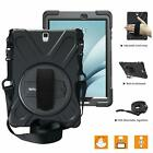 Heavy Duty shockproof Case for Appel Ipad mini 4 With Handle Grip Shoulder